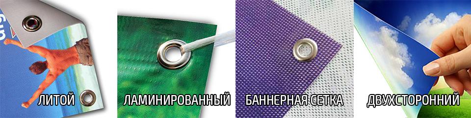 Изготовление баннеров Киев