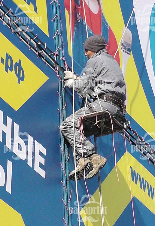 Услуги промышленных альпинистов по деревьям