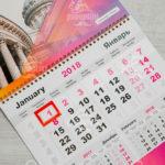 Печать календарей - фото 2