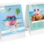 Печать календарей - фото 1