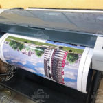печать на самоклеющейся бумаге - фото 11
