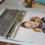 печать на самоклеющейся бумаге - фото 2