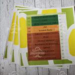 печать на самоклеющейся бумаге - фото 8