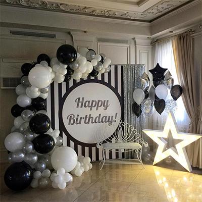 фотозона на день рождения - фото 2