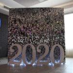 пайетки фотозона 2020 серые пайетки